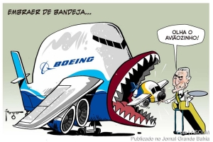 Com venda para a Boeing, Embraer deve sumir do mercado